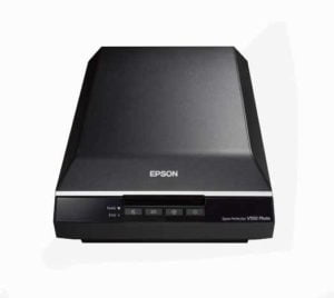 Download Scanner Epson Perfection V550